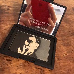 Nars Andy Warhol eyeshadow palette