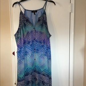 Beautiful sundress by Jessica Simpson Plus size!