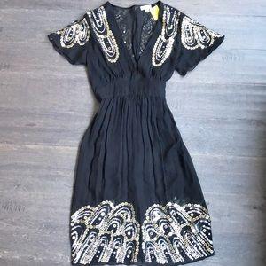 Foley + Corinna Sequin Dress
