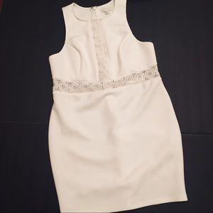 Forever 21 Beautiful Ivory Dress Size 1X NWOT
