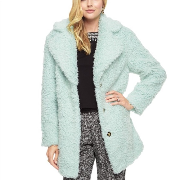 Juicy Couture Jackets & Blazers - NWT Juicy Couture Teddy Faux Fur Coat