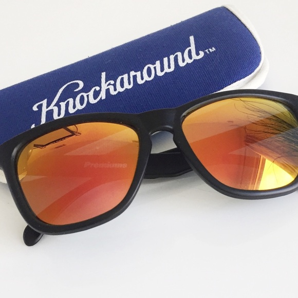 105ff6ad92 Knockaround Accessories - Knockaround Glasses W  Case!