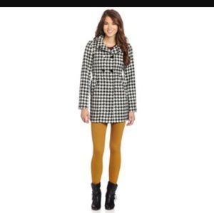 Tommy Girl houndstooth coat