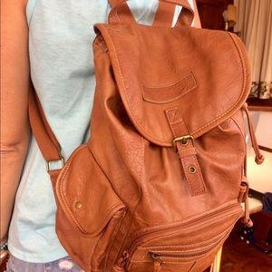 American Eagle backpack purse