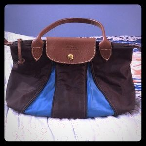 Longchamp Satchel Bag
