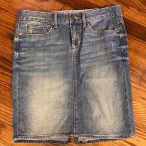 Jean/Denim Skirt