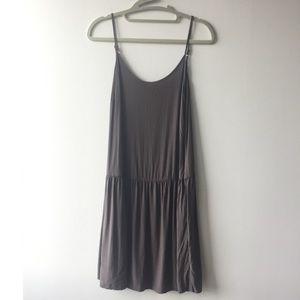 NWOT Uniqlo drop waist dress
