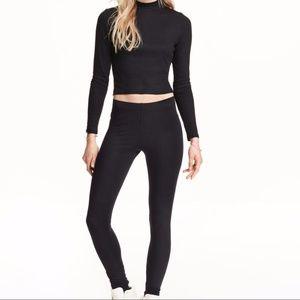 Comfy black leggings