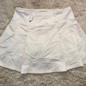 lululemon athletica Skirts - Lululemon Circuit Breaker Skirt II