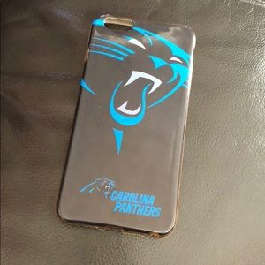 Accessories - Carolina Panthers iPhone6+ Case