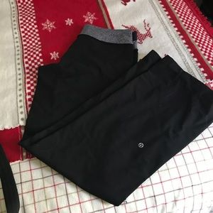 LuluLemon Size 12 Yoga Pants