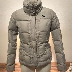 Abercrombie & Fitch | Puffy Coat | Large