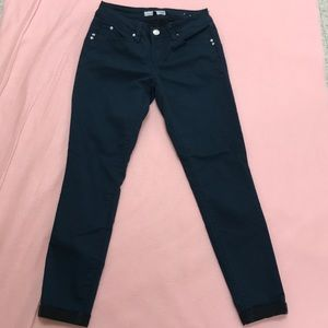 Women's skinny jeans/cropped
