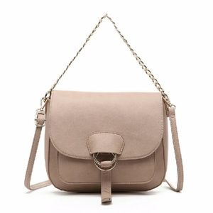 NWT Beige Crossbody Bag
