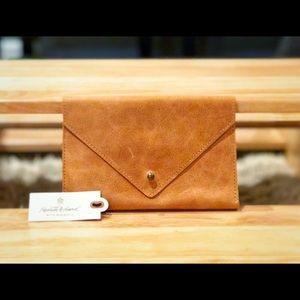 Hearth & Hand Leather Wallet