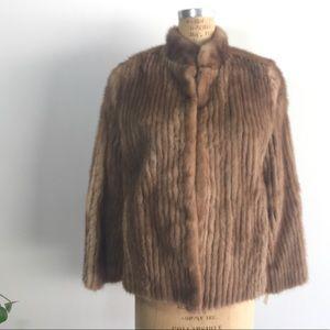 Vintage Fur Jacket, Fur coat