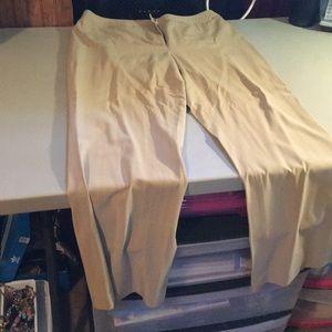 "Size 14 ""stretch"" worthington dress pants"