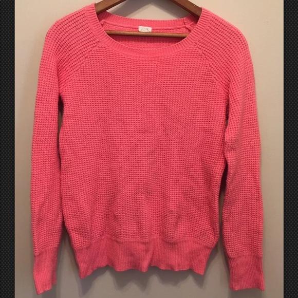 💗SALE💗 J Crew women s Waffle Sweater Small c1d1fd9c6f