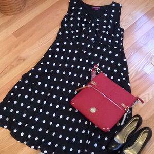 Jessica London Polka Dot Dress