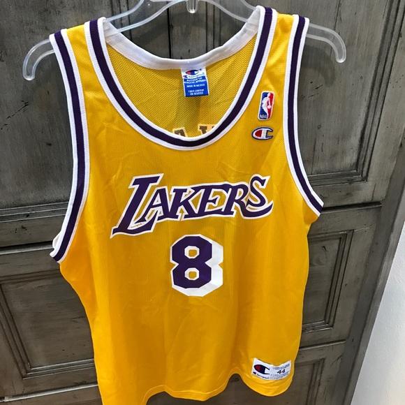 Champion Shirts Lakers Kobe Jersey Poshmark