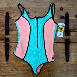a49fa78e2ee Body Glove Swim - NWT Body Glove Neo-What Retro Lagoon Swimsuit
