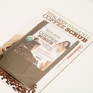Other - Total Body Organic Coffee Scrub