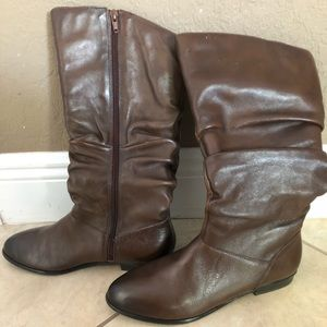 👢Aldo Leather Riding Boots👢ONE DAY SALE!!!