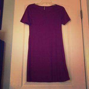 Dresses & Skirts - Women's T-shirt dress