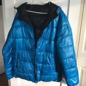 Men's XL Point Zero Reversible Jacket