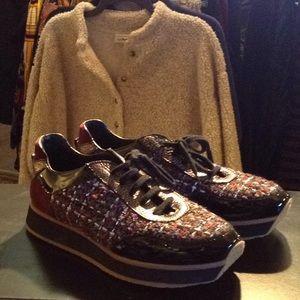 Aquatalia Tennis Shoes