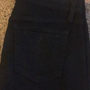 Joe's Jeans Black Skinny Ankle