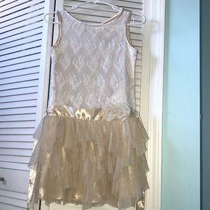 Big Girls Biscotti Special Ocassion Dress