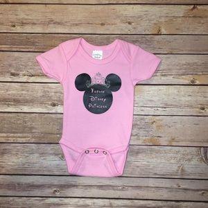 Other - Boutique Baby Onesie- Disney