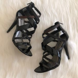[michael antonio] strappy heels