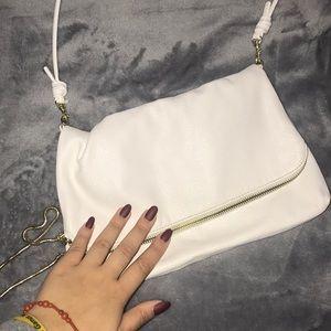 H&M White CrossBody Bag