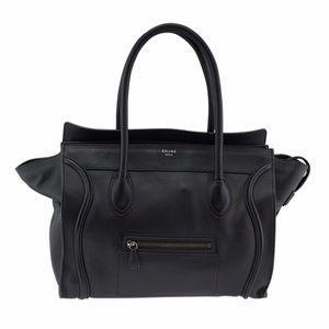 Celine Medium Luggage Leather Tote (138238)