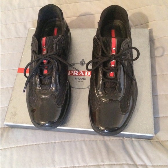 47ea8d799b Prada Shoes | Calzature Donna Sneakers | Poshmark