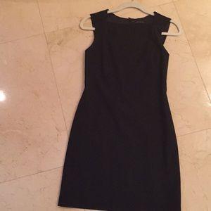 Theory little black dress size 2