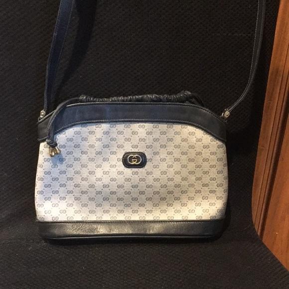 93902e5a15e Gucci Handbags - Vintage 1970 s GUCCI Saddle bag