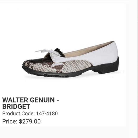 9606f851 Walter Genuin Shoes | Linea Stretch By Walter Geniun Loafer | Poshmark