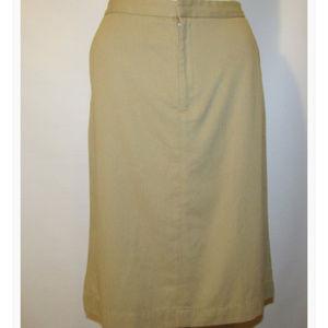 Gap Dress Skirt