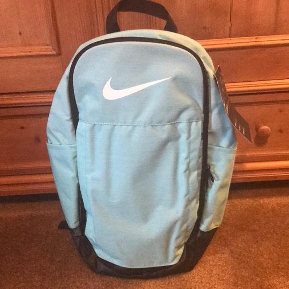 """NIKE aqua """"Brasilia"""" backpack 82eef7e2f"""