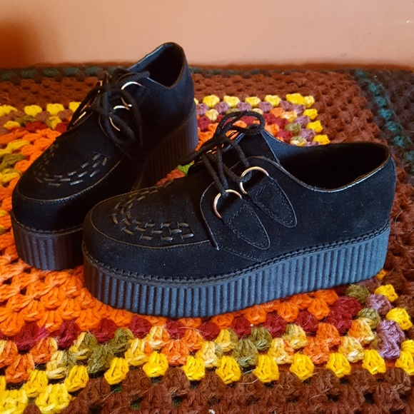 2c2c91207d0309 Nasty Gal Creepers! M 5a285fb136d5949ff904f91f. Other Shoes you may like.  Shoe Cult Platform ...