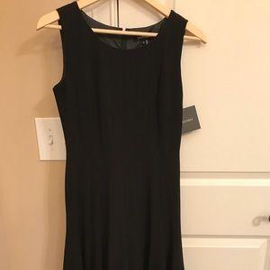 Classic black dress. Ellen Tracy