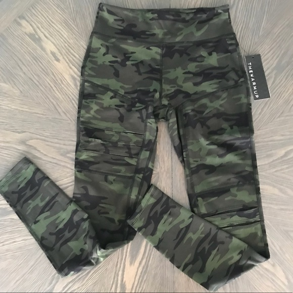 b873a42a0173e Jessica Simpson Pants | The Warmup Camo Leggings | Poshmark