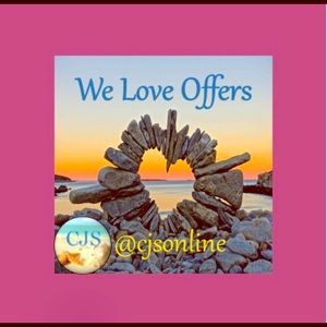 Other - We love offers!