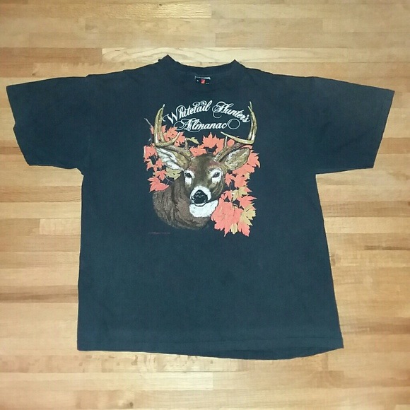 Vintage hunting shirt