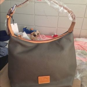 Dooney and Bourke Patterson Paige Hobo