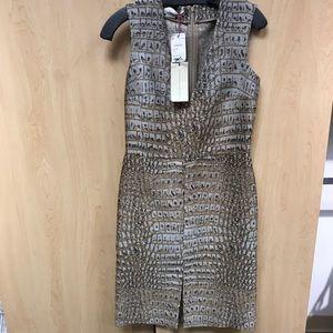 Stella McCartney Snakeskin Dress