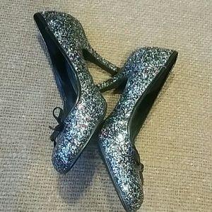 Shoes - Glittered  Diva heels